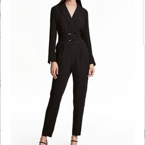 H&M V-neck jumpsuits